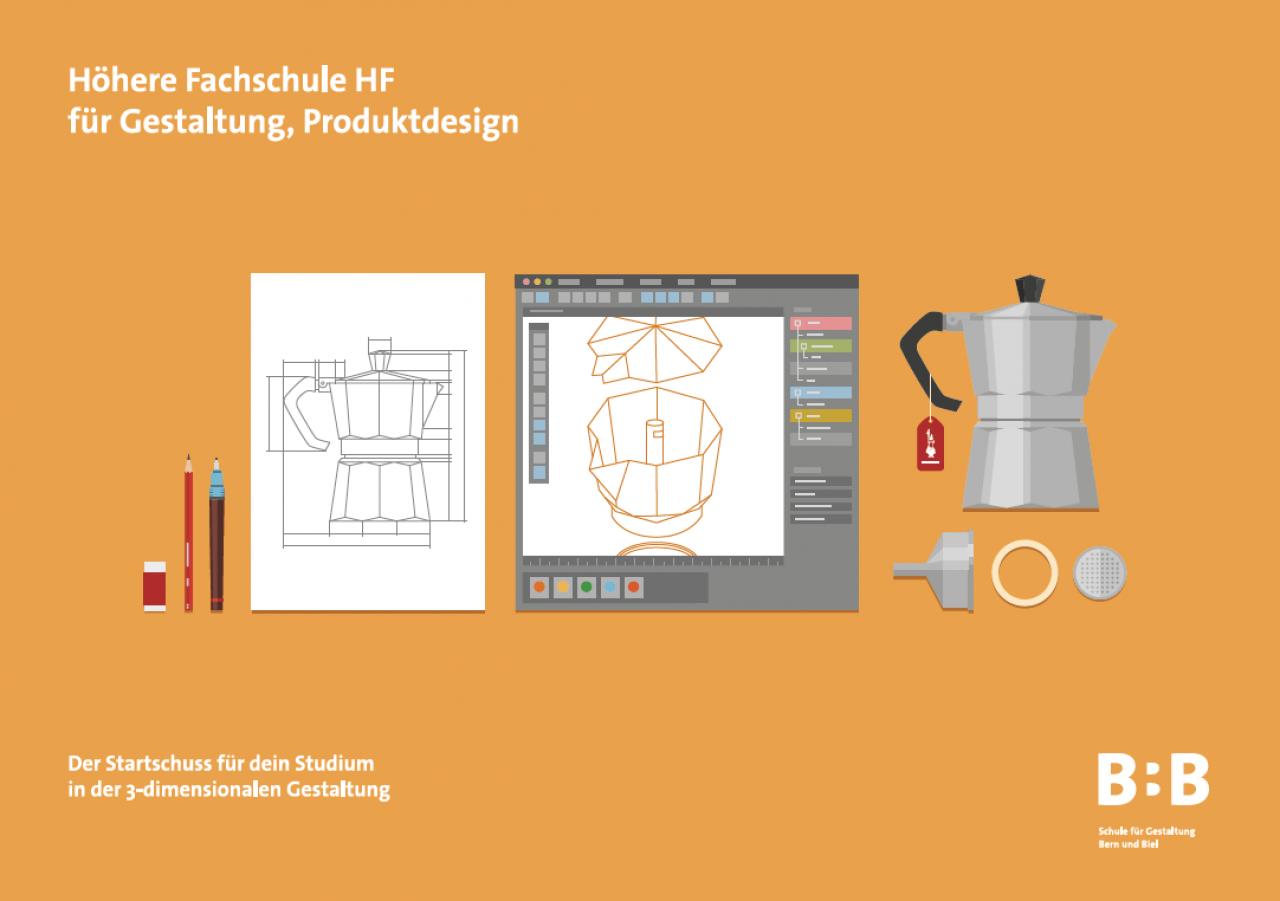 Weiterbildungs angebot hf f r gestaltung produktdesign de for Produktdesign studium